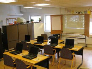 Vårt utbildningscenter i Södertälje