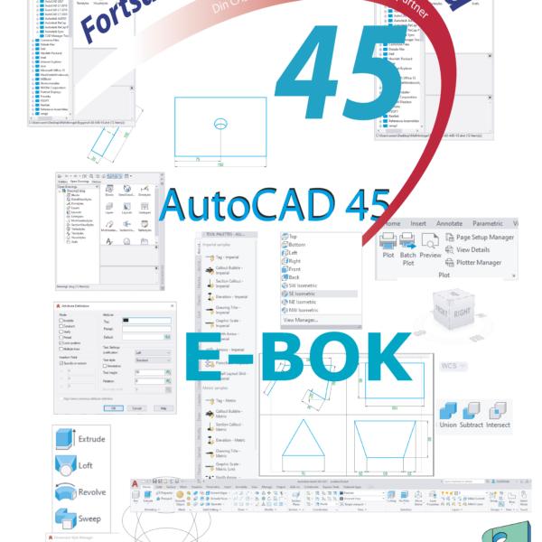 AutoCAD 45 EBOK