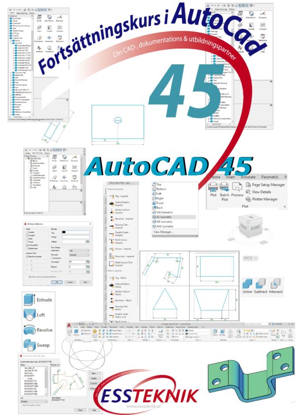 AutoCAD 45
